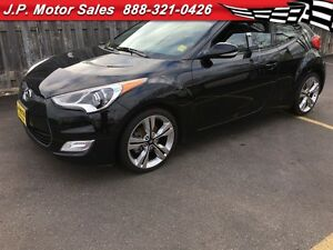 2015 Hyundai Veloster w/Tech, Automatic, Navigation, Leather, Pa