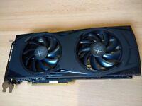 XFX RX480 8GB GDDR5 GTR Black Edition Radeon Graphics Card