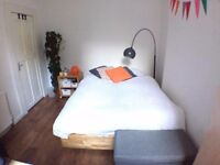 Lovely double room in an amazing house share on the Harringay Ladder (N8)