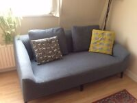 3 year old Habitat sofa incl cushions. Good condition.