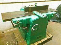 """Superb"" Wadkin Planer Thicknesser - 3 Phase 18 inch bed - Perfect working order -"