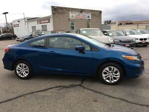 2014 Honda Civic Coupe LX | *COUPE* | NO ACCIDENTS | BLUETOOTH Kitchener / Waterloo Kitchener Area image 7