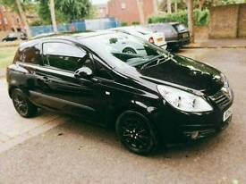 2007 Vauxhall Corsa 1.0, low miles 63k, usb ipod stereo, can deliver