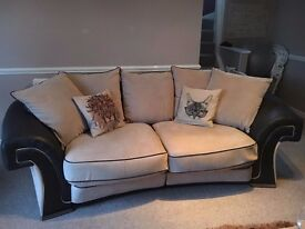 2 Luxury Helena sofas in excellent condition