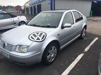 VW bora diesel long MOT no issues