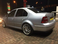 2004 VW BORA HIGHLINE 1.9 TDI (not Audi, BMW, Seat, Mercedes, Golf, Passat, Jetta, Leon, Toledo)