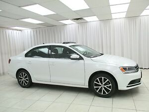 2016 Volkswagen Jetta TSI TURBO SEDAN w/ AC, CRUISE, HEATED SEAT