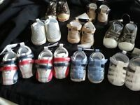 Baby, babies, boys, girls shoes, sandals, sizes 1, 2, 3, all new with tags