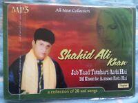 PAKISTANI MP3 FORMATS FOR SALE - Folk and Qawwali Music