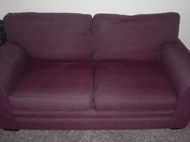 still available due to time wasters,,,,,,,,,,,,2 seater sofabed with metal framed inbuilt bed