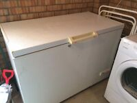 Free Chest freezer, ideal in garage for extra space especially with Christmas coming.