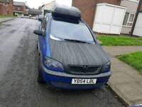Vauxhall zafira mk1 diesel swap
