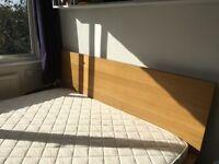 Bed, king size IKEA Malm