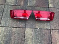 Audi A5/s5 rear lights