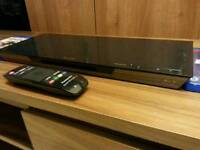 Panasonic 3D bluray player with built in WiFi module
