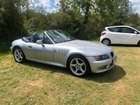 BMW, Z3, Convertible, 1998, Manual, 1895 (cc), 2 doors