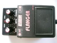 EMA EP-22 Flanger stompbox/pedal/effects unit for electric guitar - New old Stock