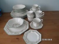 Eternal Beau china dinner service