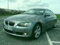 BMW 325i SE 220BHP COUPE,56 PLATE,2 LADY OWNERS,118K FSH,MARCH MOT,RUNS AND DRIVES PERFECT,GREAT CAR