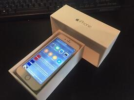 iPhone 6 16gb Vodafone space grey boxed fully working order