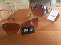 Michael Kors and Gucci Sunglasses
