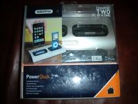 Griffin Power Dock 2 - charger for iPhone + iPod.