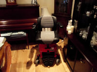 Pride Battery Go Chair