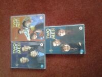 Two and a Half Men DVD Collection boxsets for sale.