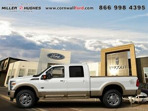 2015 Ford F-250 SUPER DUTY 4X4 Crew CAB Pickup/156  - Navigation