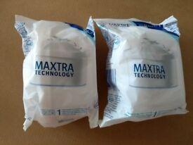 Maxtra cartridges x 2