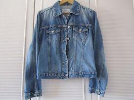 Next - ladies denim jacket