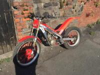 Gas gas 270cc trials bike