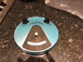 Dunlop JH-F1 Jimi Hendrix Fuzz Face guitar pedal