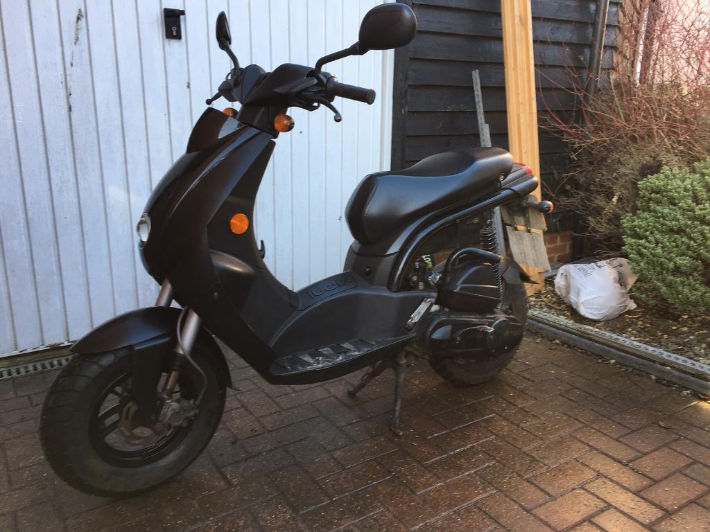 Peugeot ludix snake (spares or repairs) | in Long Stratton, Norfolk |  Gumtree