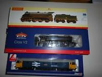 WANTED- MODEL TRAINS, HORNBY, BACHMANN, LIMA, WRENN, GRAHAM FARISH, HELJAN, MODEL RAILWAY