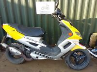 Peugeot Speedfight 2002 50cc