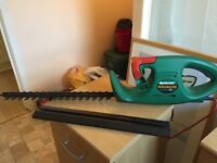 Qualcast hedge trimmer 240 volt