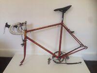 Vintage Raleigh Bike Frame