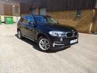 BMW X5 Sdrive25d SE (black) 2014