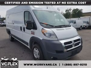 2016 Ram ProMaster 3500 Extended HighRoof 3.6L V6 - Balance of W