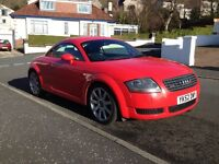Audi TT 225 - REDUCED PRICE