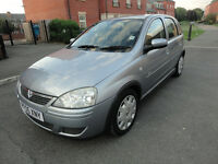 05 vauxhall corsa 1.2 design twinport, excellent condition, full vauxhall service history.