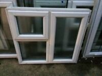 **UPVC**DOUBLE GLAZED WINDOWS**FROSTED**£100**NO OFFERS**GOOD CONDITION**MORE AVAILABLE**