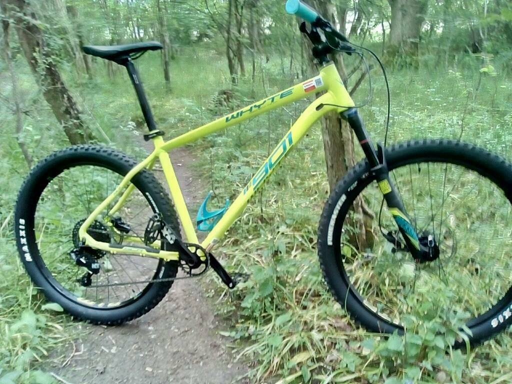 7175d94192d Whyte 901 Beast, 2018 very new only a few rides old. | in Warminster ...