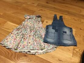 Next 1.5-2yrs dresses