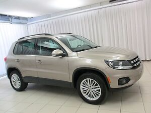 2016 Volkswagen Tiguan HURRY IN TODAY!! 2.0L TSI TURBO 4MOTION A