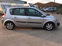 2006 56 RENAULT SCENIC 1.6 AUTHENTIQUE 5 DR MPV BARGAIN PRICE