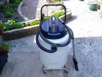 Numatic WVD1502 - Industrial Commercial Wet/Dry Hoover/Vacuum Twin Motor Cleaner 70Ltr - 2000 Watt