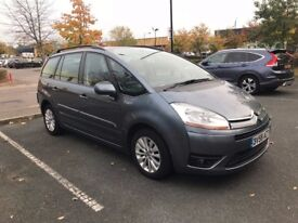 Citroen Grand C4 Picasso 1.8 i 16v VTR+ 5dr, p/x welcome NEW CLUTCH, 6 MONTHS FREE WARRANTY