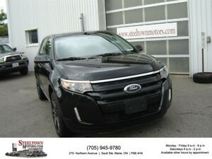 2014 Ford Edge SEL Sport AWD Pan Roof R/Cam H/Seats